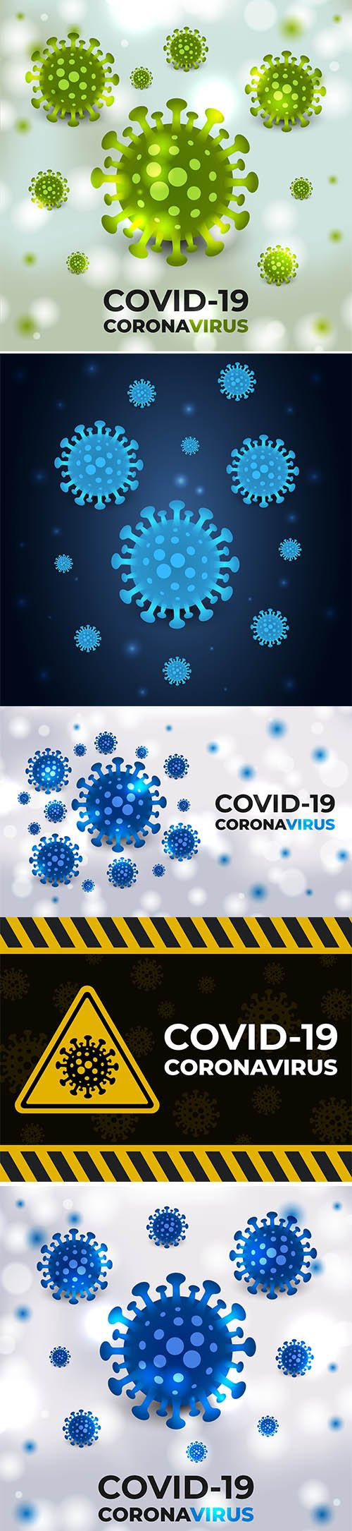 Covid-19 Coronavirus Medical Background
