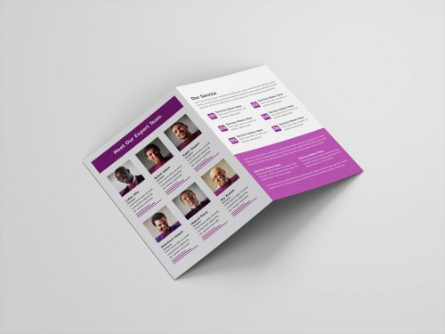 Business annual report Brochure 4587240
