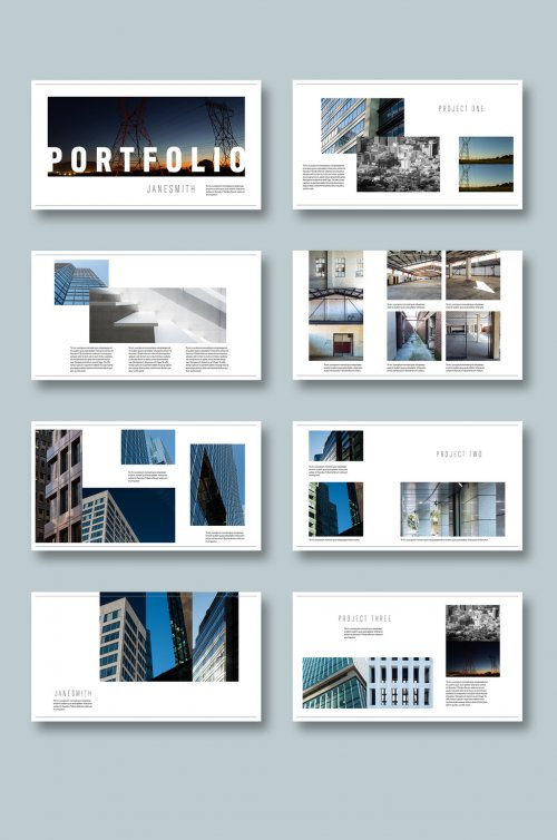 Portfolio Pitch Deck 381935625