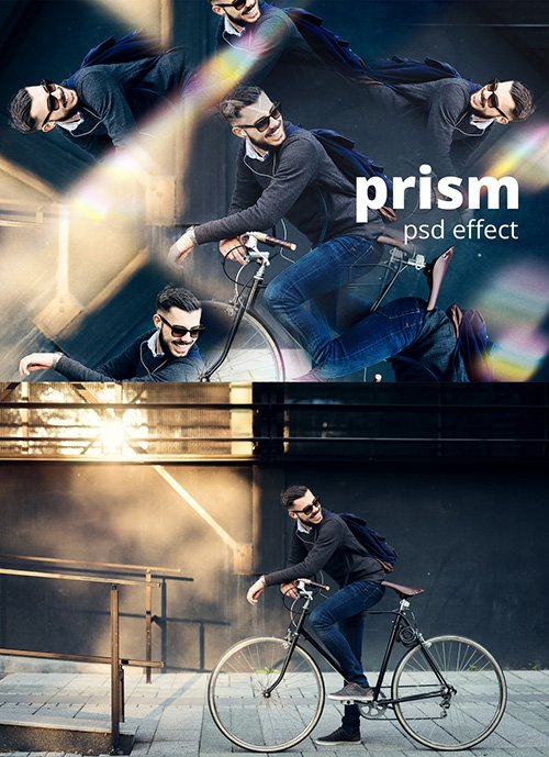 Prism Photo Effect 383339658