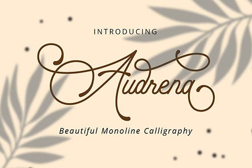 Audrena - Beautiful Monoline