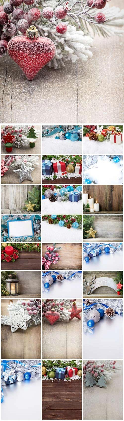 New Year and Christmas stock photos №22