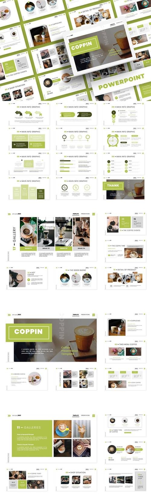 Coppin - Powerpoint, Keynote and Google Slides Template