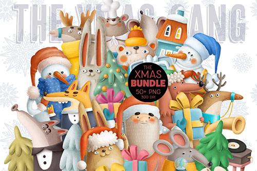 Christmas Bundle - 4186796